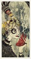 Confessions Of The Flesh - Lithographic print. 2011